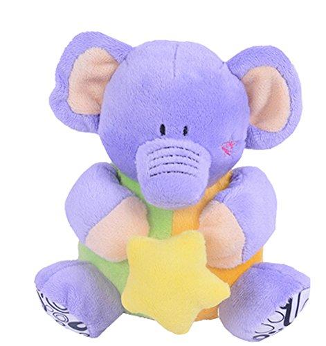 Newborn Gift Plush Pendant Hanging Bell Toy Doll Stroller Toys