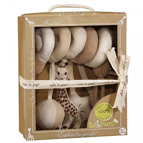 Vulli Sophie the Giraffe SoPure Boulier Loop Activity Bar Cream 15 oz 422 g