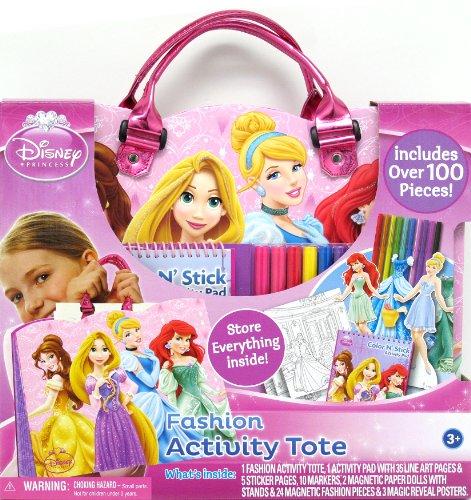 Tara Toy Princess Fashion Giant Art Tote