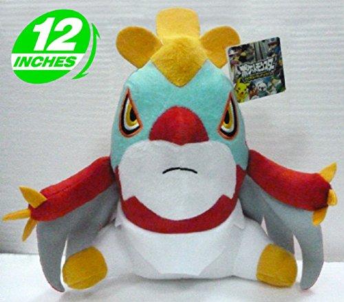 Anime Pokemon Hawlucha Plush Doll