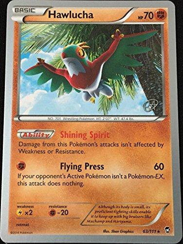 Pokemon - Hawlucha 63111 - XY Furious Fists - World Championship