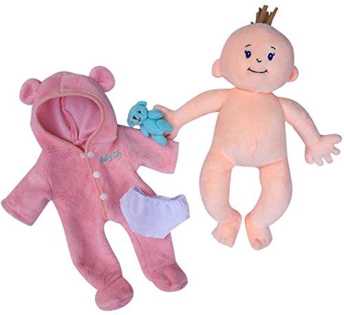 Soft Baby Toy First Nurturing Baby Doll