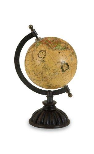 Decorative Tabletop Globe Accent
