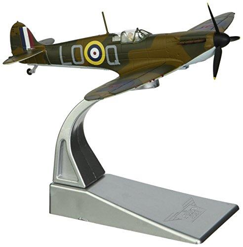 Corgi MK1 Spitfire L1004 Squadron Leader A Johnstone 602 Squadron Diecast Military Aircraft 172 Scale