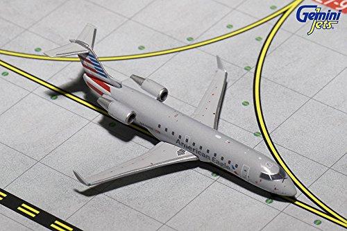 Gemini Jets American Eagle CRJ-200 Current Livery 1400 scale Airplane