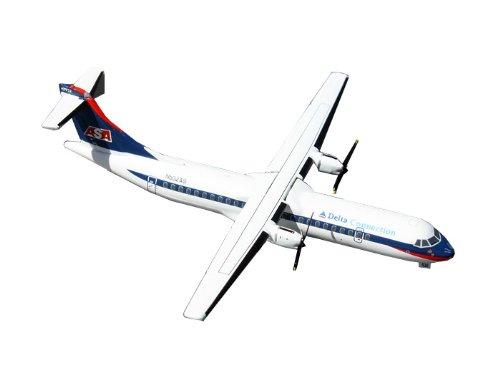 Gemini Jets Delta ConnectionASA ATR-72 Ron Allen Livery 1400 Scale Airplane Model