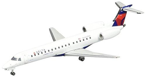 Gemini Jets Delta Connection ERJ-145 1400 scale Airplane