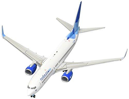 Gemini Jets GeminiJets Pobeda B737-800 1400 Scale Airplane Model