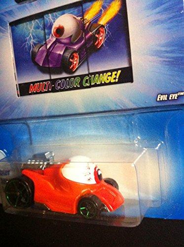 Hot Wheels Color Shifters Creatures 164 Car Evil Eye Version 2