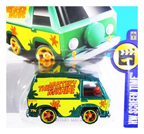 2017 Hot Wheels Super Treasure Hunt - HW Screen Time 610 - The Mystery Machine