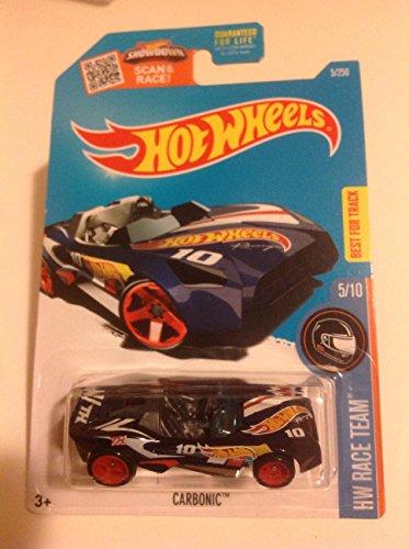 Hot Wheels Super Treasure Hunt HW Race Team Carbonic Blue 5250