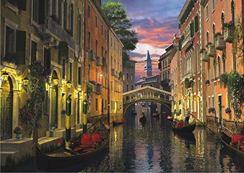 Anatolian Venice at Dusk 3000 Piece Jigsaw Puzzle