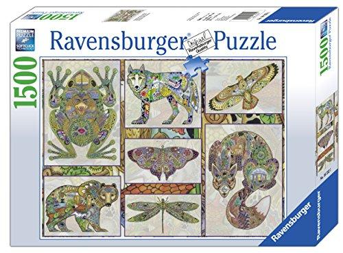 Ravensburger Southwestern Animals Puzzle 1500-Piece