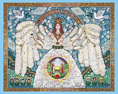 Springbok A Christmas Angel Jigsaw Puzzle 1000-Piece by Springbok