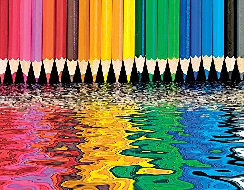 Springbok Pencil Pushers Jigsaw Puzzle 500-Piece