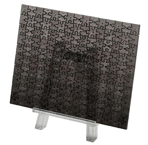 150-piece jigsaw puzzle transparent hell-Black