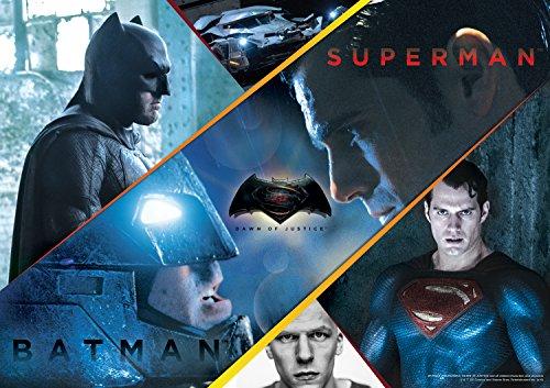 Buffalo Games Batman vs Superman Dawn of Justice Jigsaw Puzzle 300 Piece Large