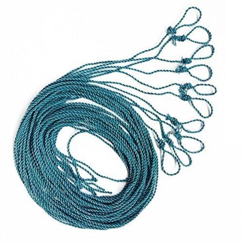 Soobest Yoyo String Pro poly String  Ten 10 Pack of 100 Polyester Yoyo String Blue Model