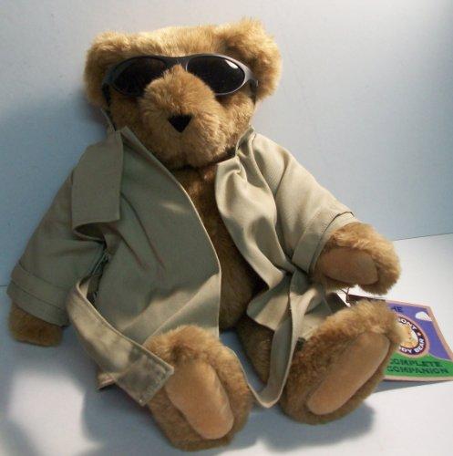 Undercover Lover Vermont Teddy Bear  2 Plush