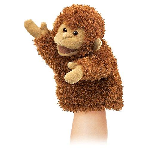 Folkmanis Little Monkey Hand Puppet