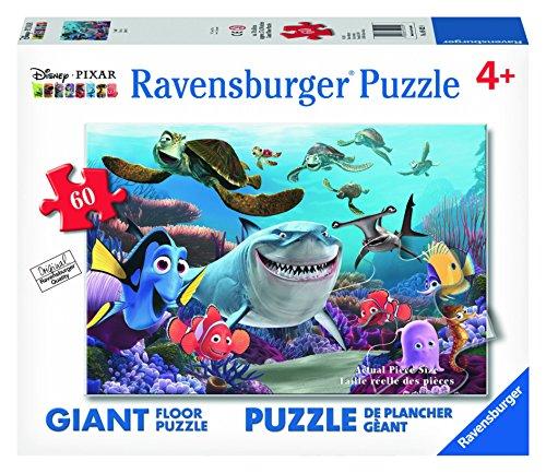 Ravensburger Disney Finding Nemo Smile Floor Puzzle 60 Piece