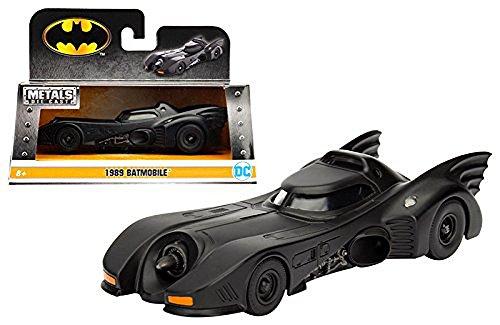 1989 Batman Batmobile 132 by Jada 98226