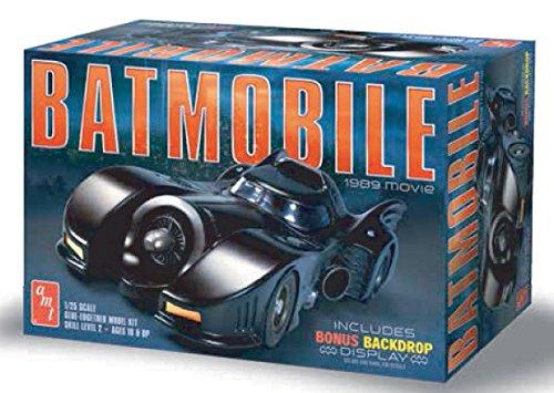 AMT 125 1989 Batmobile Plastic Model Kit