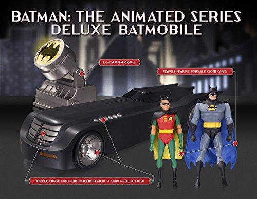 DC Collectibles Batman The Animated Series Deluxe Batmobile