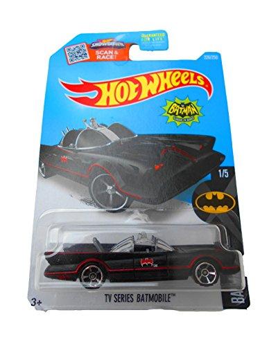 Hot Wheels 2016 Batman Classic TV Series Batmobile 226250