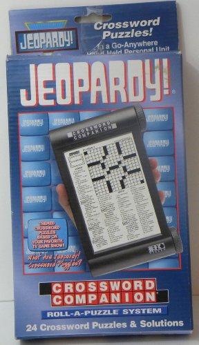 Jeopardy Crossword Puzzles