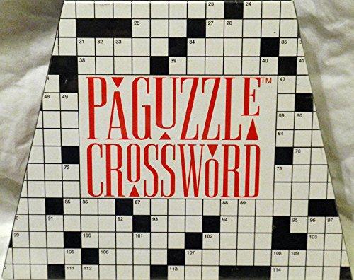 Paguzzle Crossword Jigsaw Puzzle