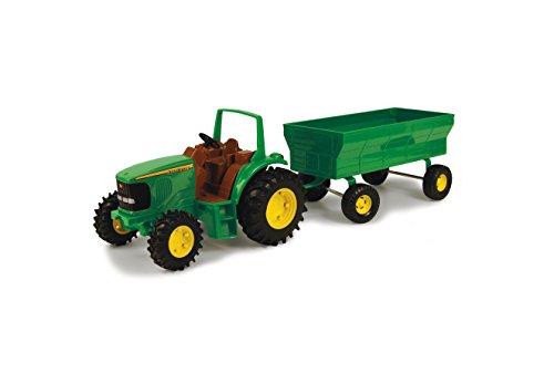 Ertl John Deere 8 Tractor with Flarebox Wagon Set Styles May Vary