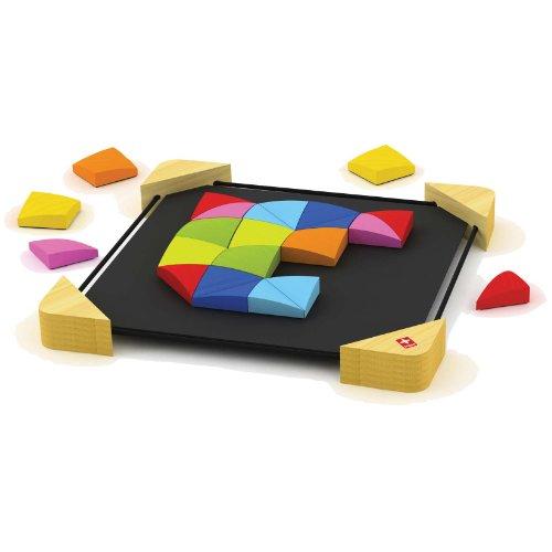 Magnetic Mosaic Puzzle