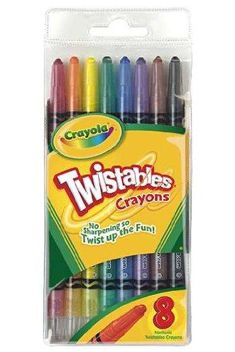 Crayola Twistables Crayons 8 Ct By Crayola Llc