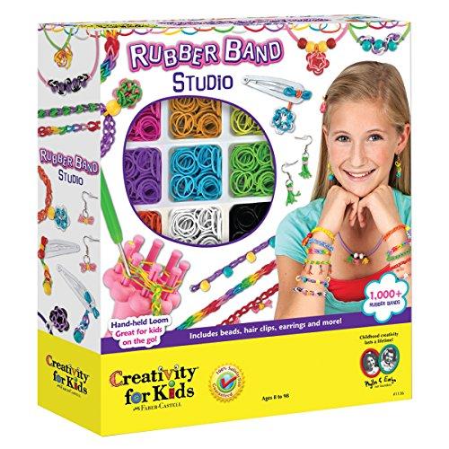 Creativity for Kids Rubber Band Studio