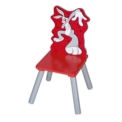 Kids Rubber and MDF Bugs Bunny Chair