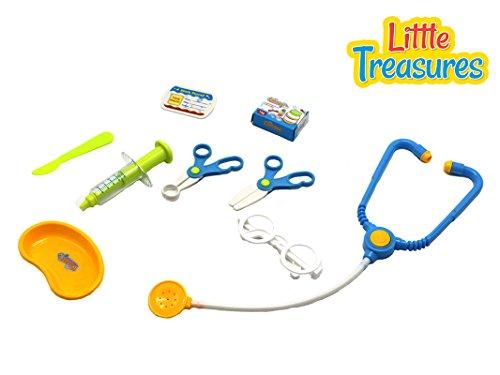 Little Treasures Kids Doctor Medical Playset