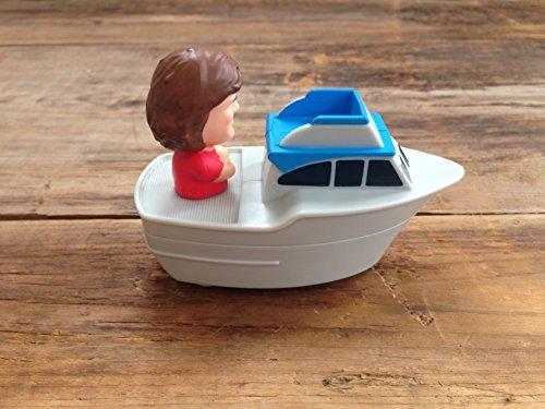 Burger King Kids Meal Toy Knotfersail Steering Gulliver Gullivers Travels Jack Black 2010