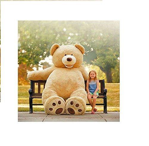 Huge Jumbo HugFun 93 Teddy Bear 8 Foot Stuffed Plush Animal Toy Gigantic Large