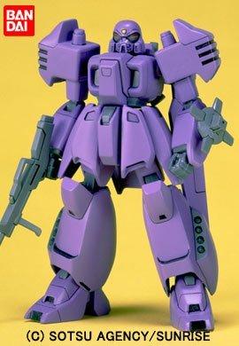 Bandai Hobby 4 Tomliat Victory Gundam Bandai 1144 Action Figure