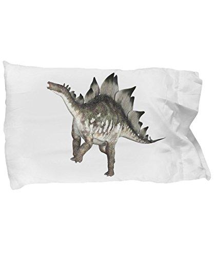 Stegosaurus Pillow Case - Dinosaur
