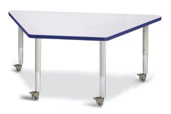 Trapezoid Activity Table