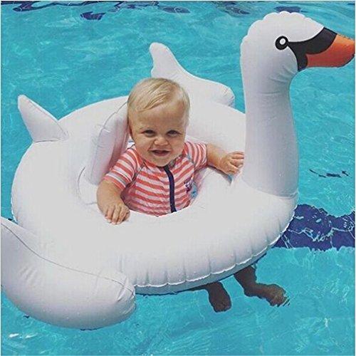 Sunny Rain Baby Gain Flamingo Inflatable Swan Pool toy