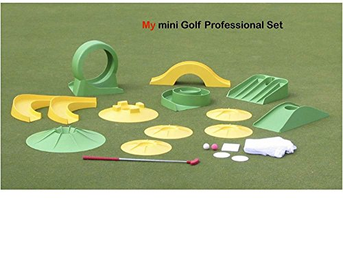 MY MINI GOLF BACK NINE SET