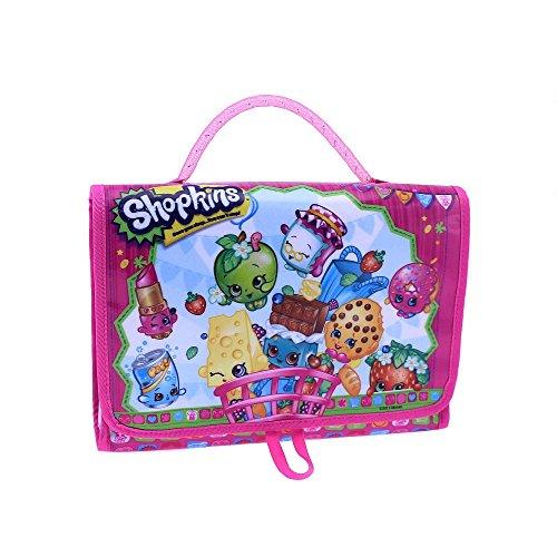 Shopkins Toy Carry Case Figure Storage Organization