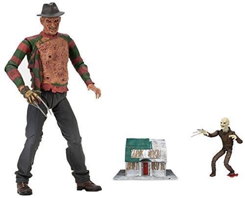 NECA Nightmare on Elm Street Ultimate Dream Warriors Freddy Action Figure 7 Scale