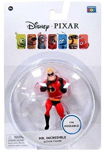 Disney Pixar Mr Incredible Action Figure by Thinkway Toys