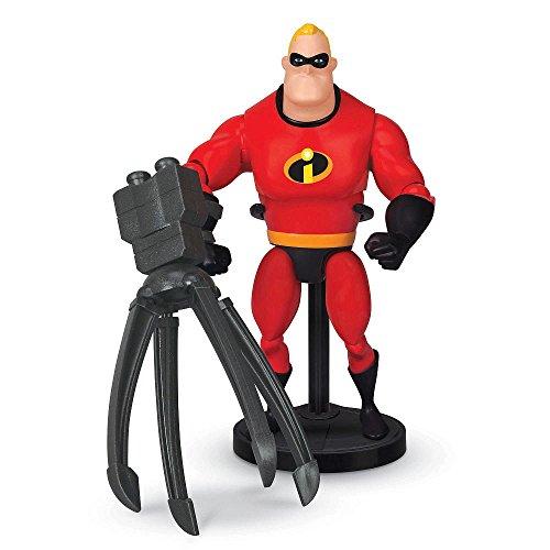 Pixar Collection Disney Deluxe Mr Incredible Action Figure