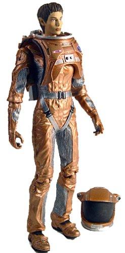 1 X Star Trek Enterprise Away Team Sub-Commander TPol Action Figure by Art Asylum
