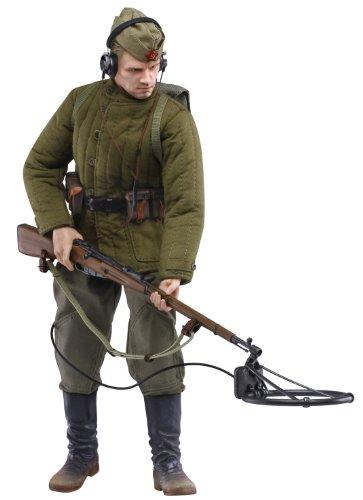 Dragon Models 16 Vladimir Petrovich Kozlov Private - Soviet Infantry with Mine Detector Eastern Front 1943